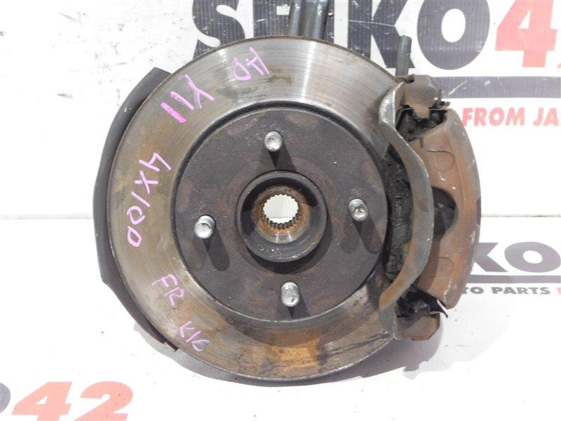 Диск тормозной Nissan Ad Van VFY11 передний правый (б/у)
