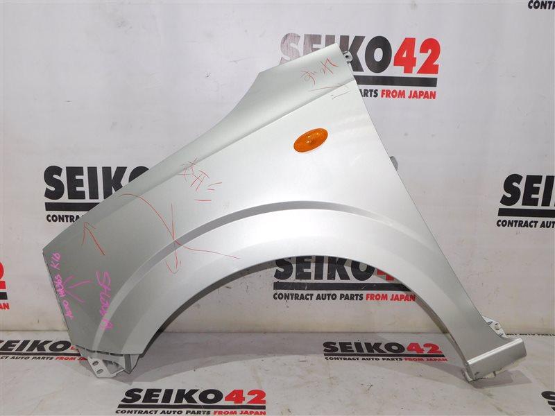 Крыло Suzuki Alto HA36S переднее левое (б/у)