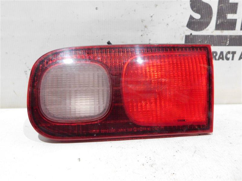 Вставка багажника Honda Integra DB6 задняя правая (б/у)