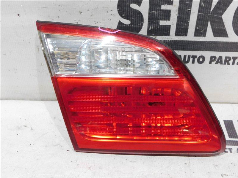 Вставка багажника Nissan Cefiro A33 1 модель задняя левая (б/у)