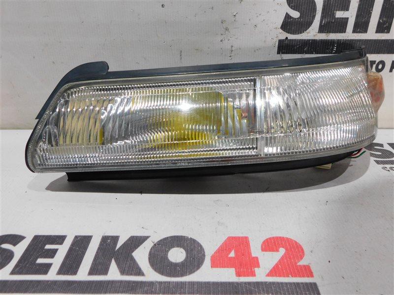 Туманка Toyota Trueno AE91 передняя левая (б/у)