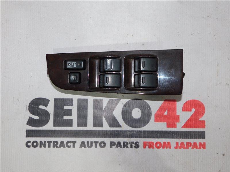 Блок управления стеклоподъемниками Toyota Carina ST210 передний правый (б/у)