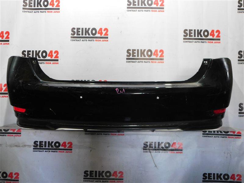 Бампер Lexus Gs450H GWL10 2GR-FXE задний (б/у)