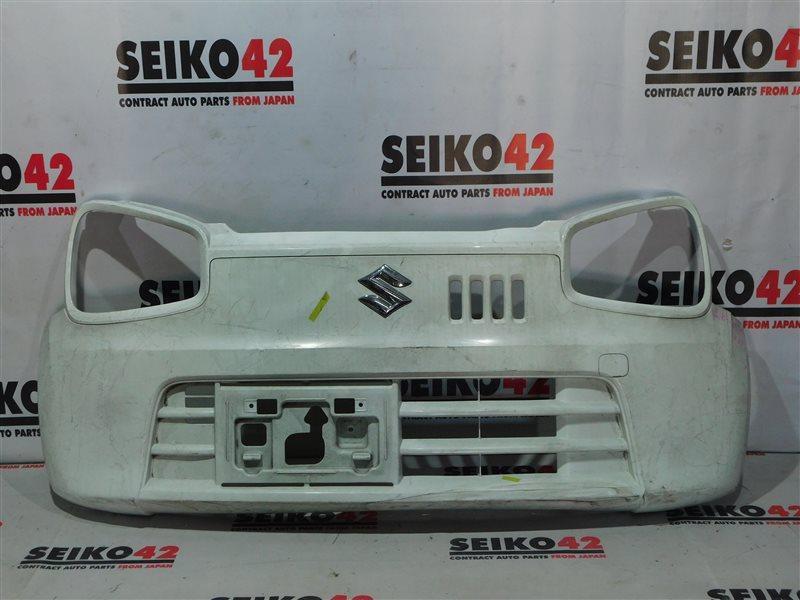 Бампер Suzuki Alto HA36S передний (б/у)