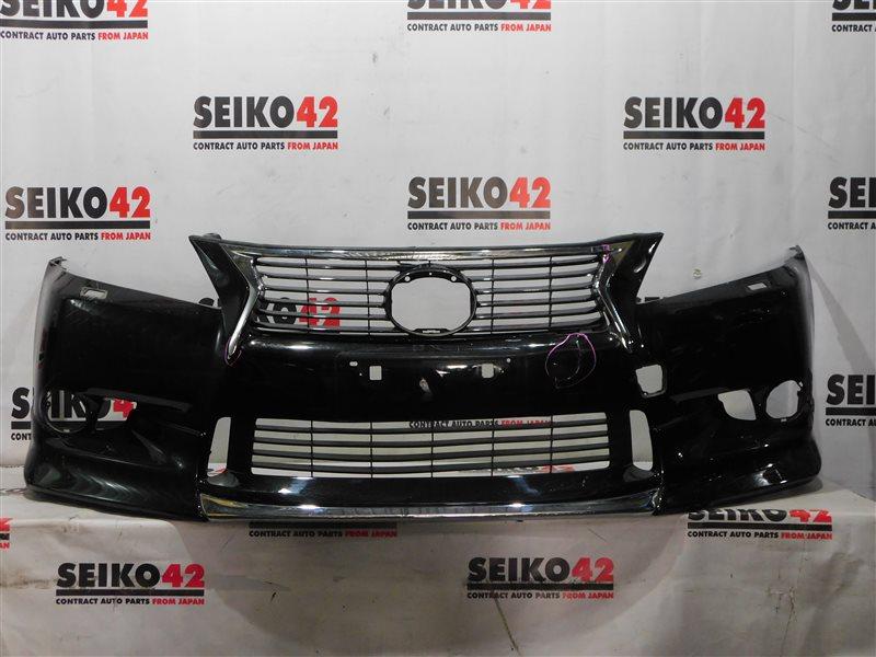 Бампер Lexus Gs450H GWL10 2GR-FXE передний (б/у)