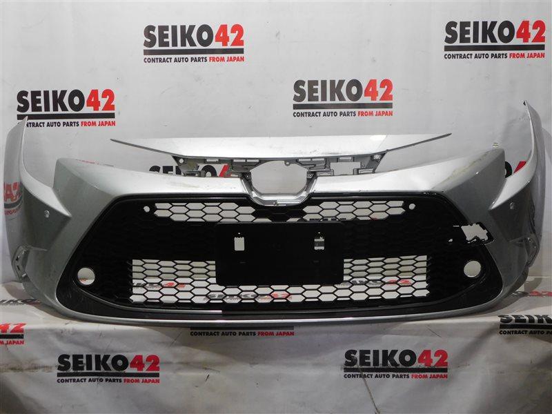 Бампер Toyota Corolla NRE210 передний (б/у)