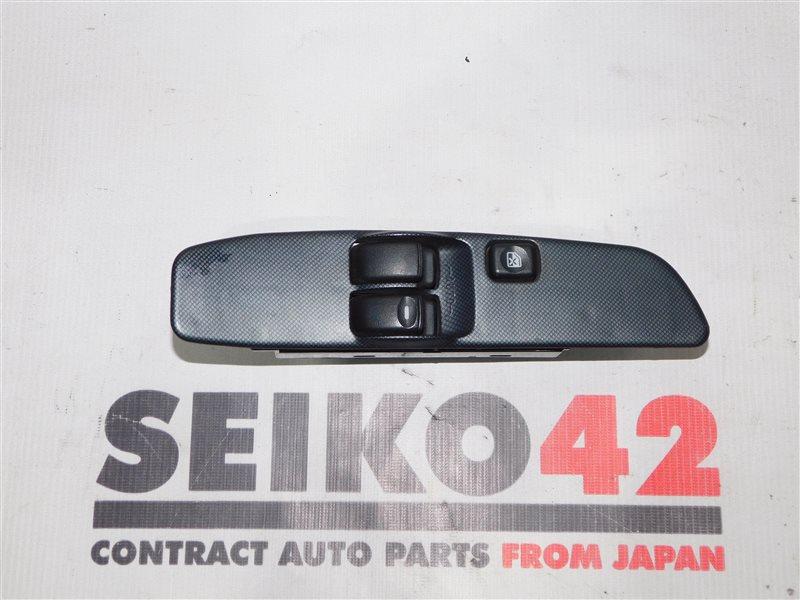 Блок управления стеклоподъемниками Mitsubishi Pajero Mini H58A передний правый (б/у)