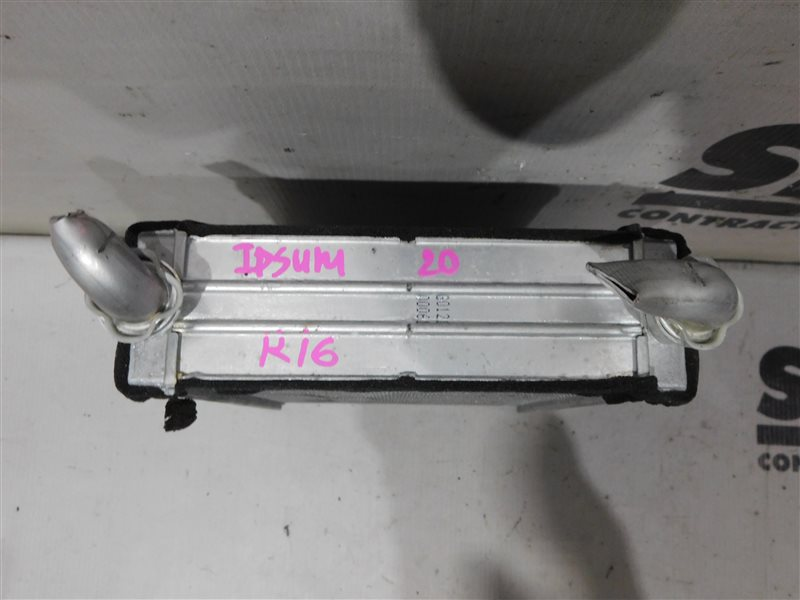 Радиатор отопителя Toyota Ipsum ACM21 (б/у)