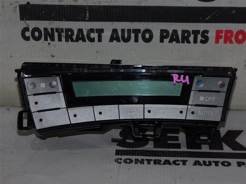 Блок управления климат контролем Toyota Prius ZVW30 (б/у)