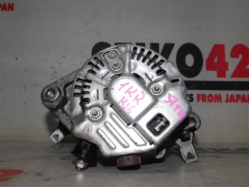 Генератор Toyota Vitz KSP90 1KR-FE (б/у)