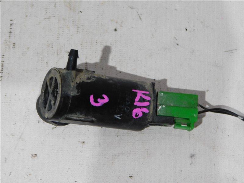 Мотор омывателя (б/у)