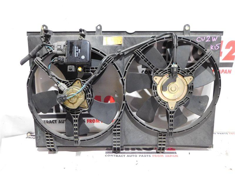 Диффузор Mitsubishi Airtrek CU2W (б/у)