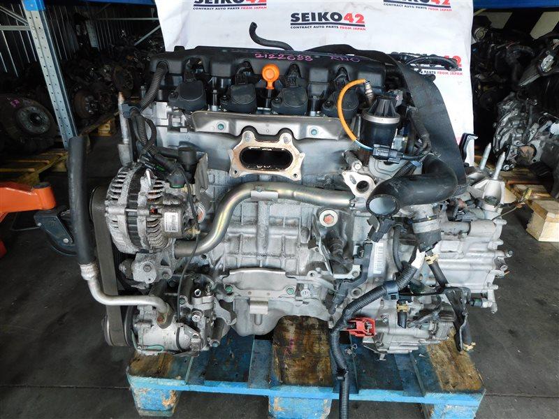 Генератор Honda Stream RN6 R18A (б/у)