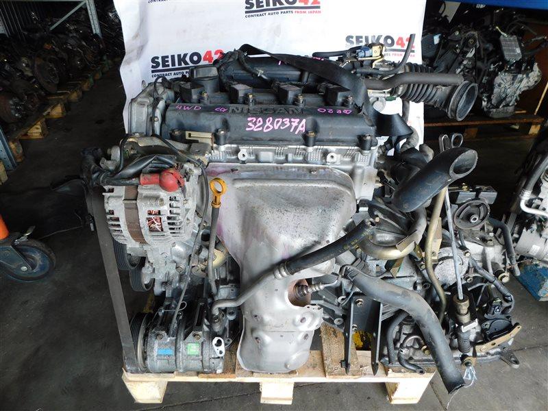 Дроссельная заслонка Nissan Serena TNC24 QR20DE (б/у)