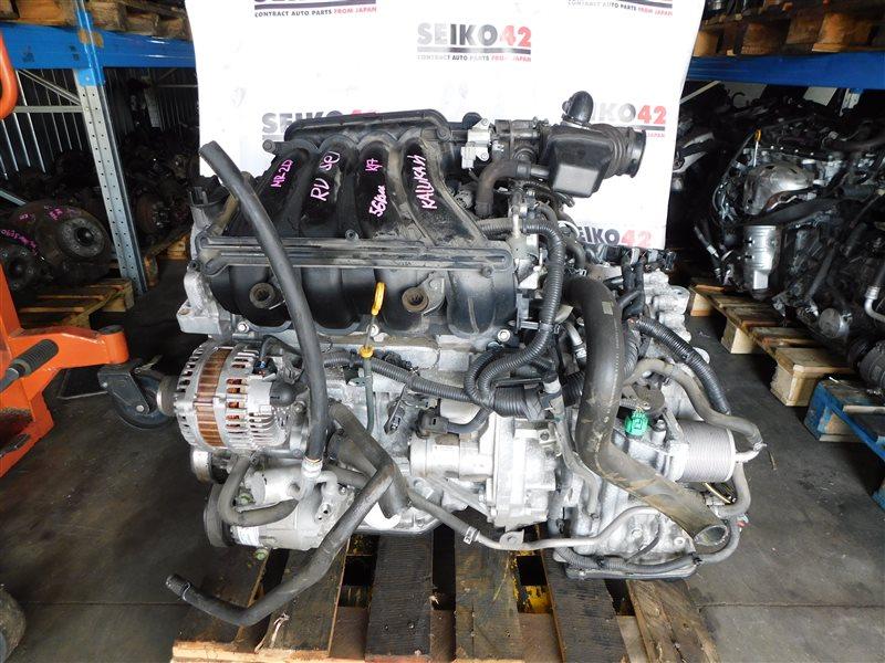 Генератор Nissan Dualis J10 MR20DE (б/у)