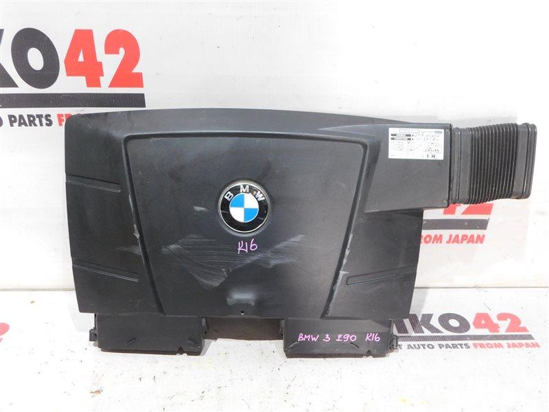 Патрубок воздухозаборника Bmw 3-Series E90 N46B20 (б/у)