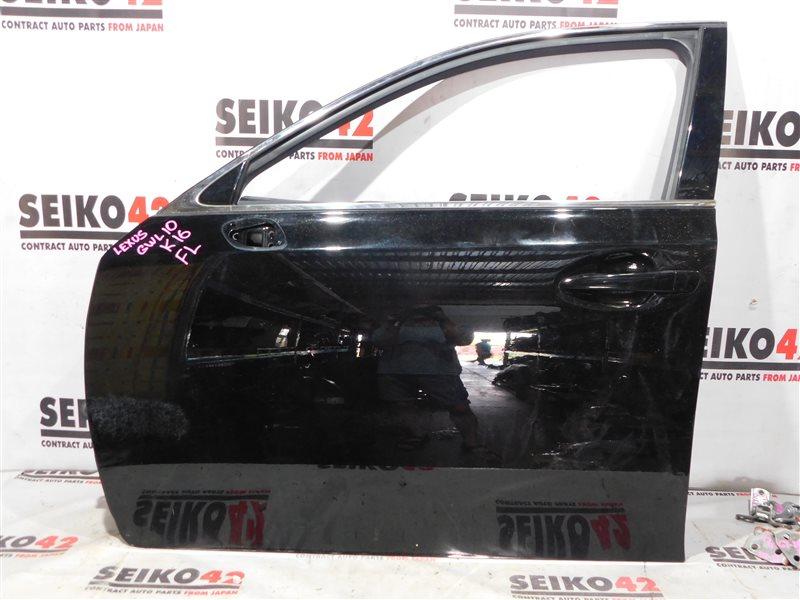 Дверь боковая Lexus Gs350 GWL10 передняя левая (б/у)