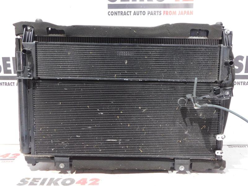 Радиатор охлаждения двигателя Lexus Gs450H GWL10 2GR-FXE (б/у)