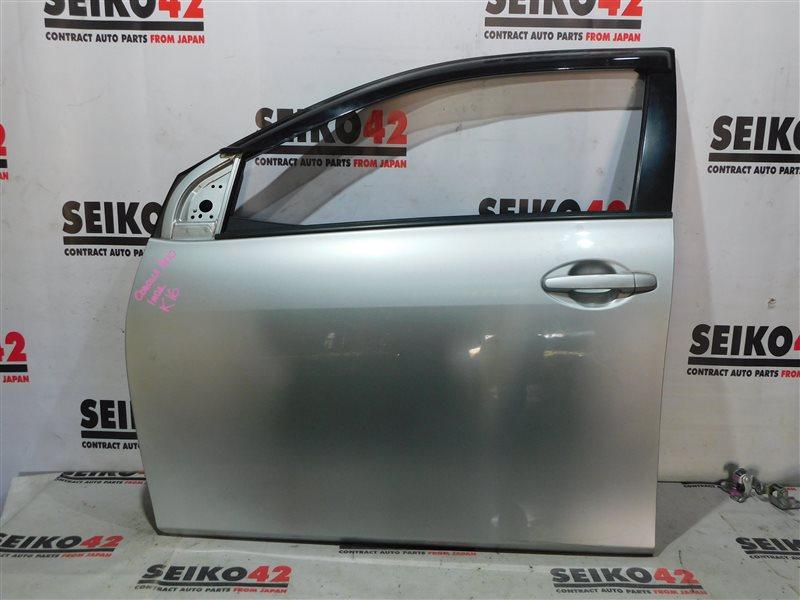 Дверь боковая Toyota Corolla Axio NZE141 1 модель передняя левая (б/у)
