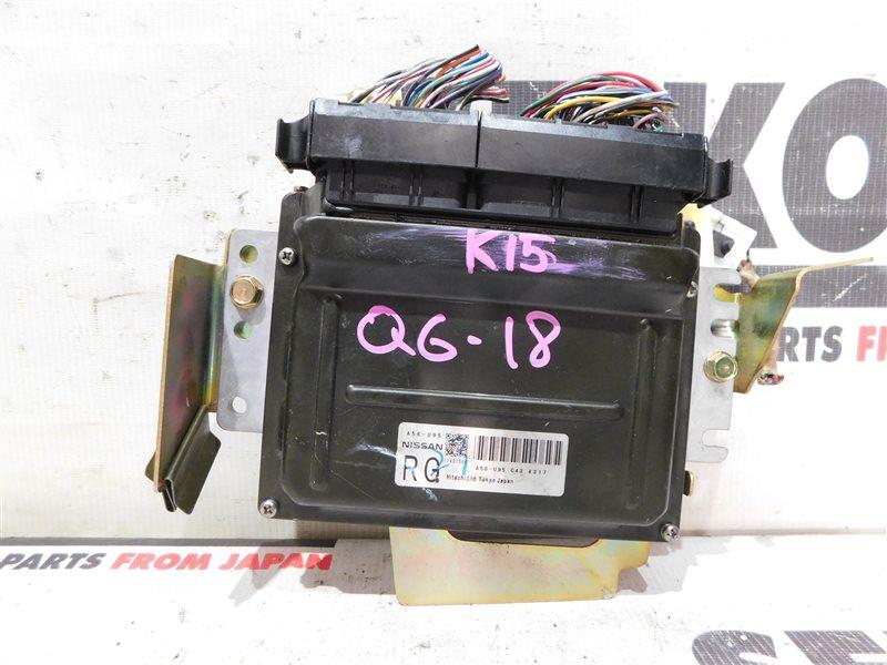 Компьютер Nissan Primera QP12 QG18DE (б/у)