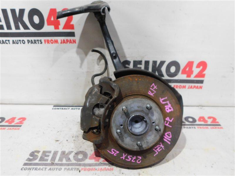 Диск тормозной Toyota Mark Ii Wagon Blit JZX110W 1JZ-FSE передний правый (б/у)