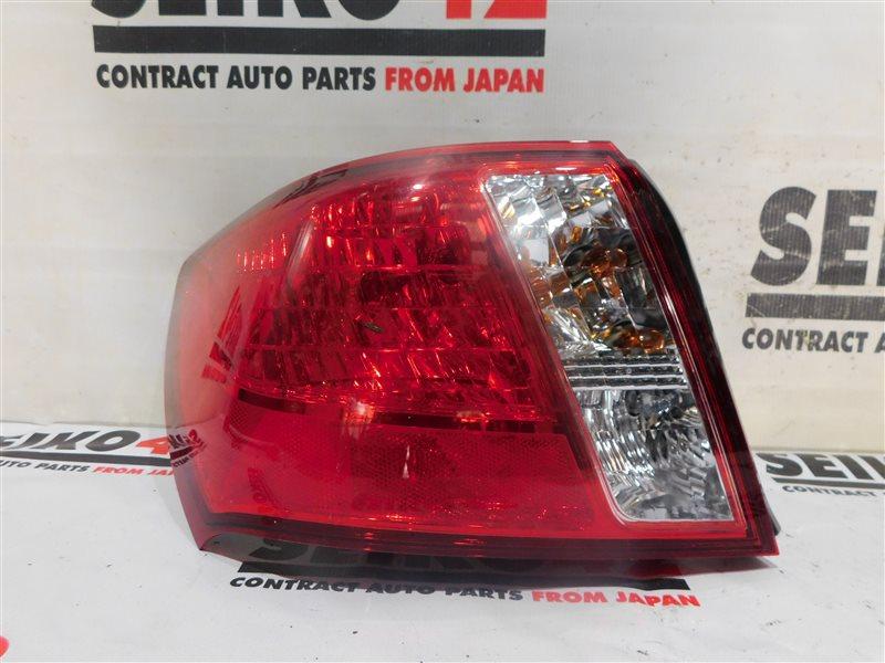 Стоп Subaru Impreza GE2 задний левый (б/у)