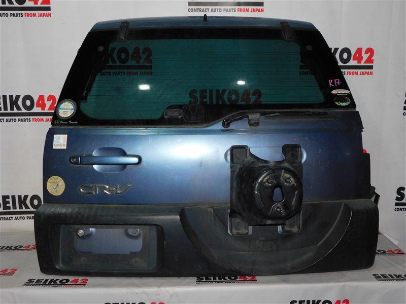 Дверь багажника Honda Cr-V RD5 задняя (б/у)