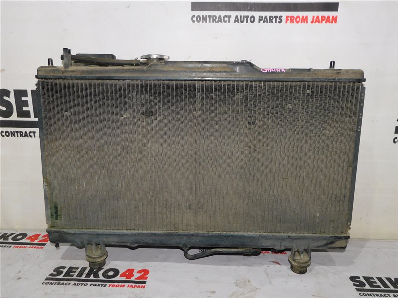 Радиатор охлаждения двигателя Toyota Carina AT211 7A-FE (б/у)