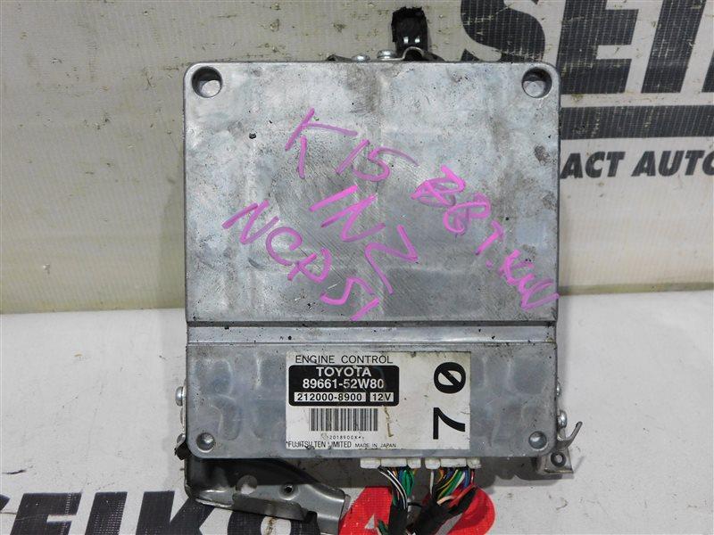 Компьютер Toyota Probox NCP51 1NZ-FE (б/у)
