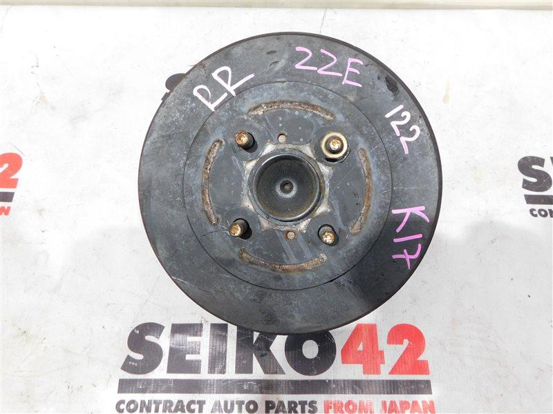 Ступица Toyota Corolla Spacio ZZE122N задняя правая (б/у)