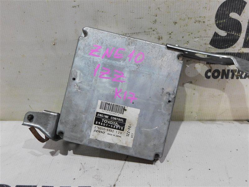 Компьютер Toyota Wish ZNE10 1ZZ-FE (б/у)