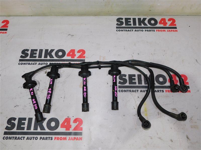 Высоковольтные провода Nissan Primera HP10 SR20DE (б/у)