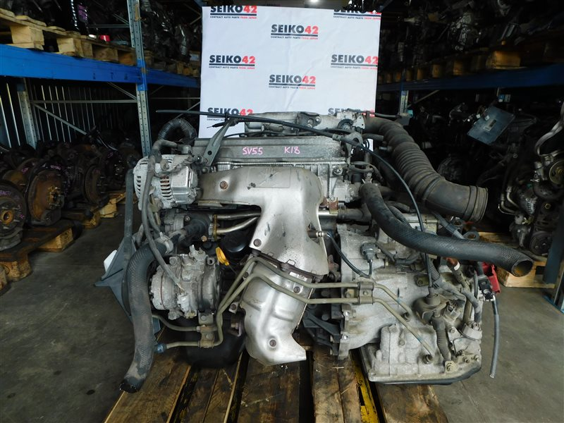 Генератор Toyota Vista SV55 3S-FE (б/у)