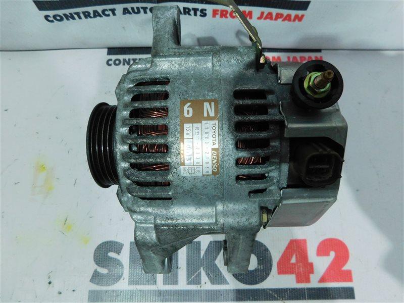 Генератор Toyota Corolla NZE1`21 1NZ-FE (б/у)