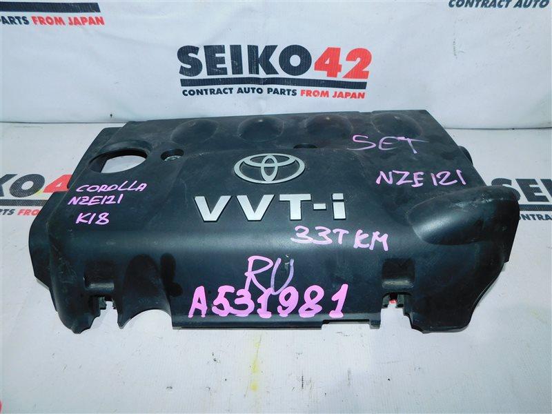 Крышка двигателя Toyota Corolla NZE1`21 1NZ-FE (б/у)