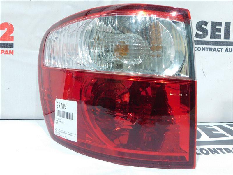 Стоп Toyota Ipsum ACM21 задний левый (б/у)
