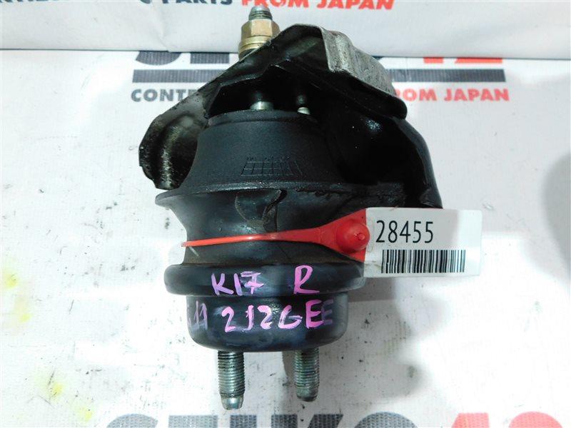 Подушка двигателя Toyota Progres JCG11 2JZ-GE передняя правая (б/у)