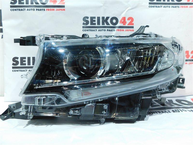 Фара Toyota Land Cruiser Prado GRJ150W передняя левая (б/у)