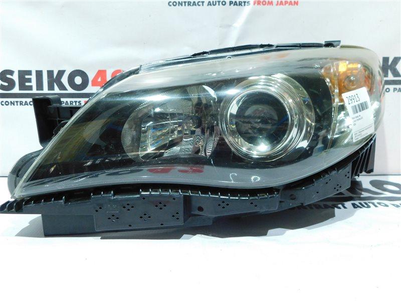 Фара Subaru Impreza GH3 передняя левая (б/у)