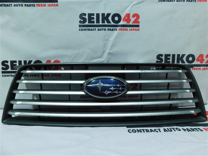Решетка радиатора Subaru Forester SG5 2 модель (б/у)