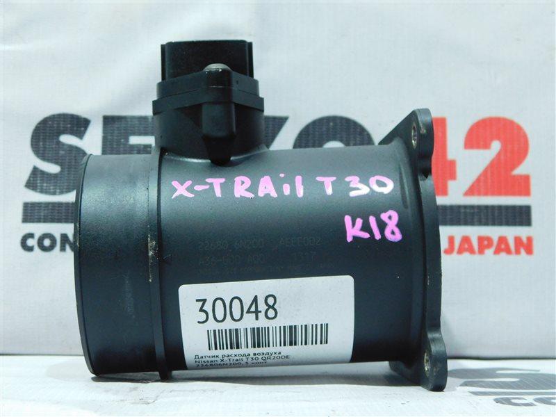 Датчик расхода воздуха Nissan X-Trail T30 QR20DE (б/у)