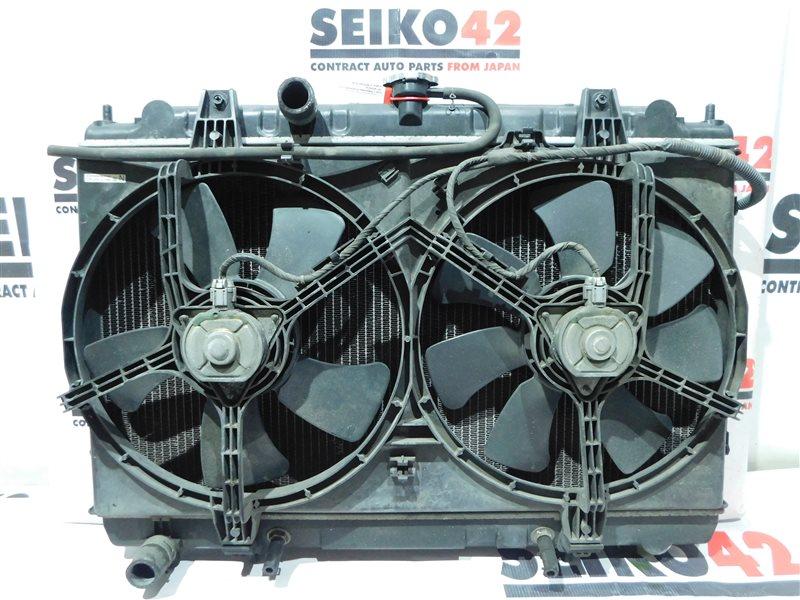 Радиатор охлаждения двигателя Nissan Expert W11 QG18DE (б/у)