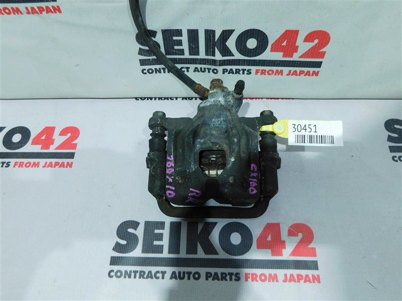Суппорт Toyota Mark Ii GX100 задний правый (б/у)