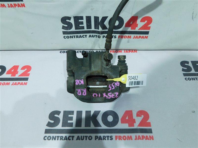Суппорт Toyota Vista Ardeo SV55 задний правый (б/у)