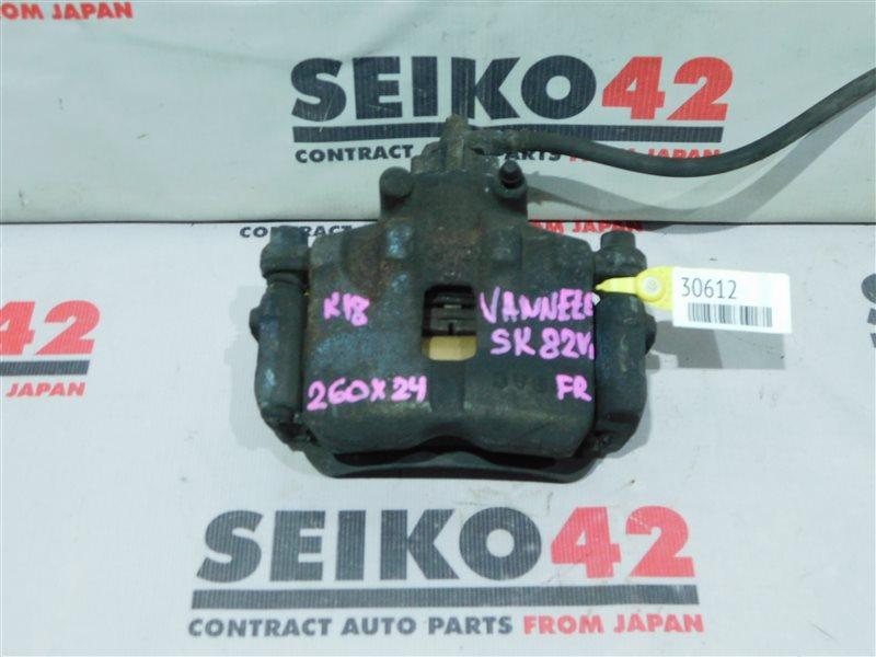 Суппорт Nissan Vanette Van SK82VN передний правый (б/у)