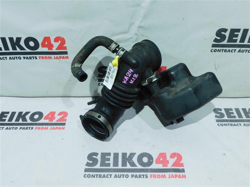 Патрубок воздухозаборника Nissan Presage U30 KA24DE (б/у)