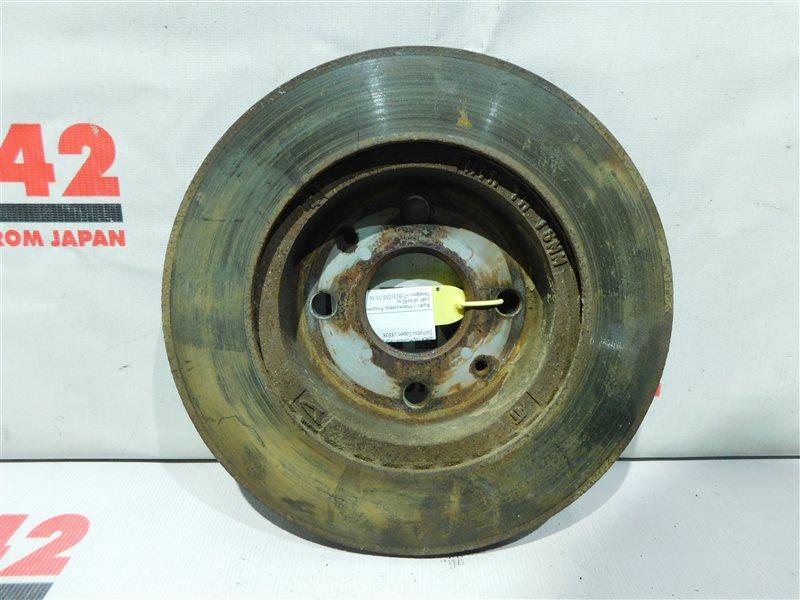Диск тормозной Daihatsu Copen L880K передний правый (б/у)