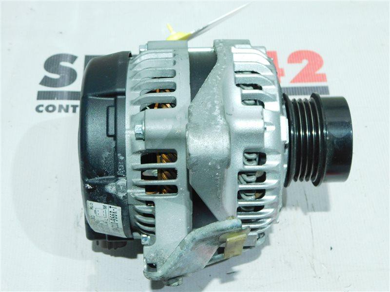 Генератор Toyota Ractis NSP120 1NR-FE (б/у)