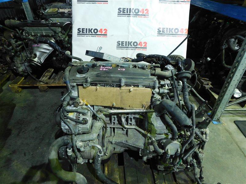 Дроссельная заслонка Toyota Ipsum ACM21 2AZ-FE (б/у)