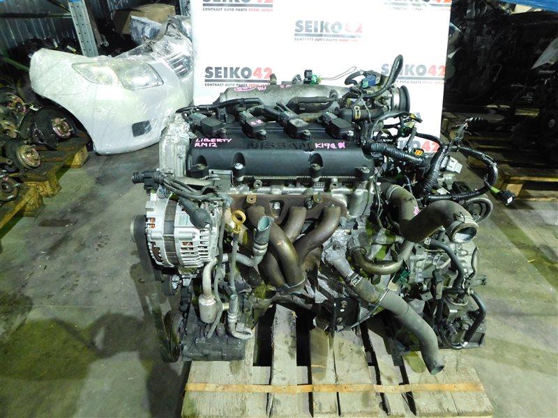 Генератор Nissan Liberty RM12 QR20DE (б/у)